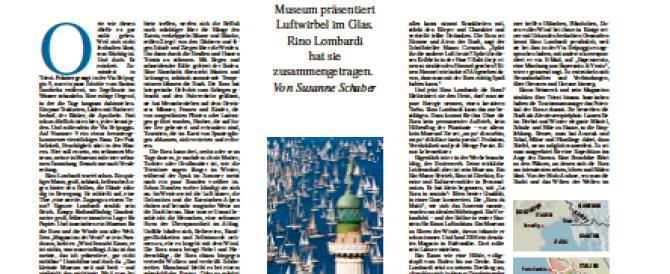 Cose che ci inorgogliscono: una pagina sulla Frankfurter Allgemeine!